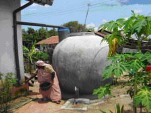 rain water harvesting world