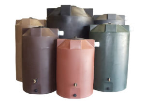 Rain Harvesting Water Tanks Santa Fe