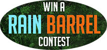 Win a Rain Barrel