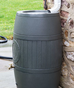 RainSaver Rain Barrels by Poly-Mart